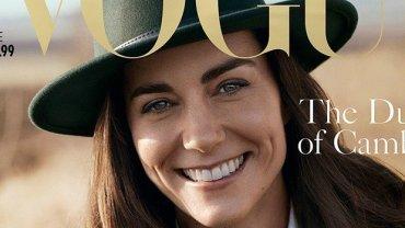 Księżna Cambridge po raz pierwszy na okładce magazynu