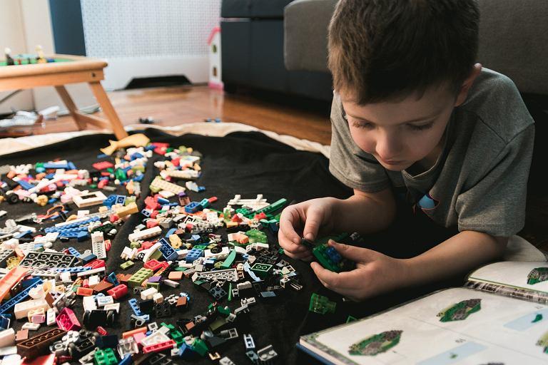 LEGO dla całej rodziny
