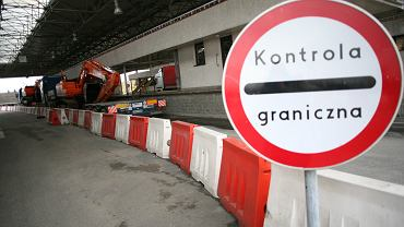 Przejście graniczne w Korczowie.