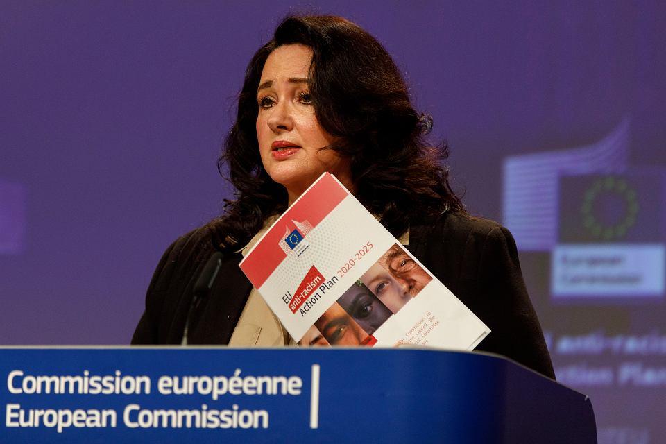 Helena Dalli, unijna komisarz ds. równości