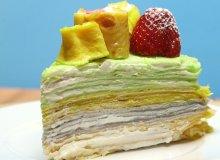 Tort naleśnikowy na Skittlesach - ugotuj