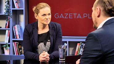 Barbara Nowacka w Gazeta.pl