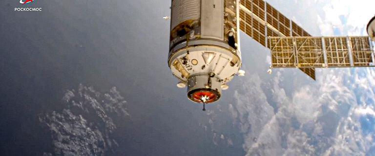 Rosyjski moduł popchnął ISS tak, aż stację obróciło. NASA musiała odwołać lot Boeinga