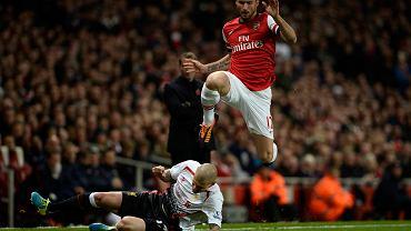 Arsenal - Liverpool 2:0