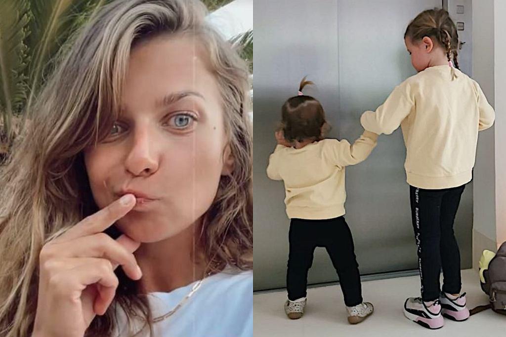 Anna Lewandowska po powrocie z wakacji sprawiła córkom luksusową niespodziankę