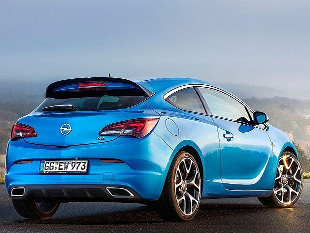 Opel Astra OPC 2.0 Turbo