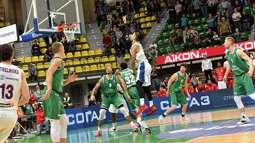 Bez niespodzianek, CSKA dała Stelmetowi lekcję koszykówki [ZDJĘCIA]
