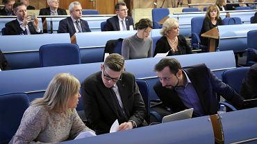 Sesja Rady Miasta Szczecina
