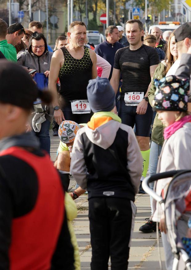 Zdjęcie numer 86 w galerii - Ponad 1200 biegaczy na starcie 37. Toruń Maraton, wygrał Łukasz Oskierko [ZDJĘCIA]