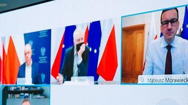Premier Mateusz Morawiecki zwołał sztab kryzysowy. Rząd planuje system wsparcia dla poszkodowanych branż