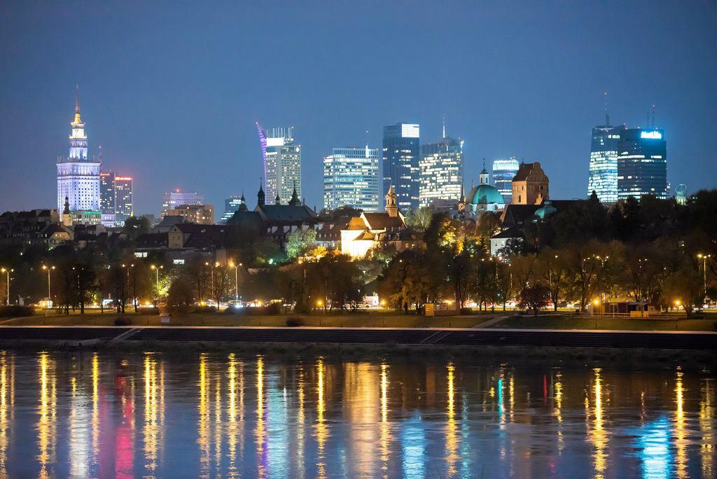 Warszawa bez smogu
