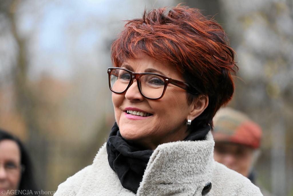 Sondaż Jolanta Kwaśniewska Na Prezydentkę Była Pierwsza