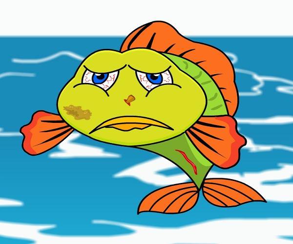 Morskie choroby