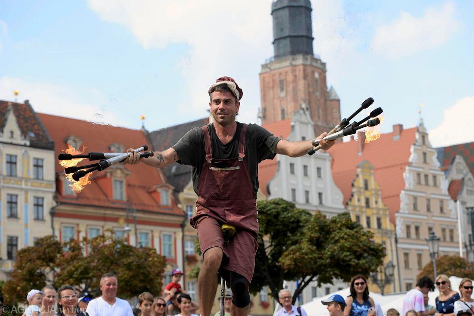Festiwal BuskerBus 2021 we Wrocławiu
