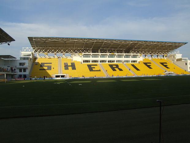 Stadion Sheriffa Tyraspol