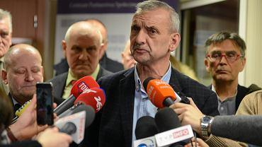 Sławomir Broniarz zapowiedział masowy strajk nauczycieli