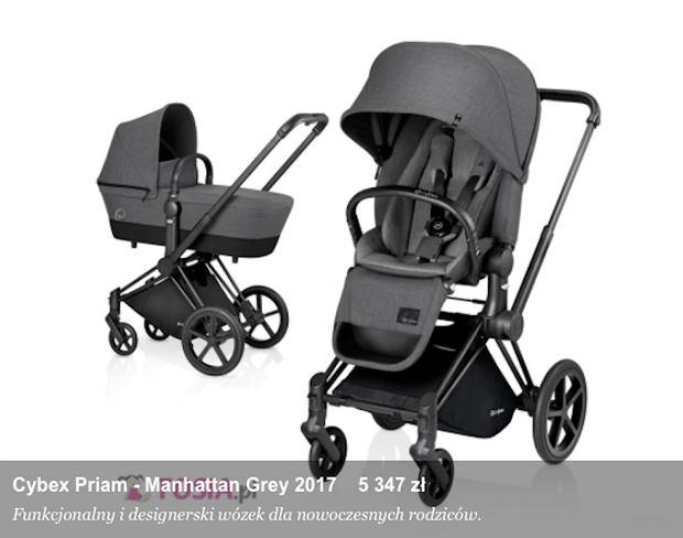 wózek Cybex Priam
