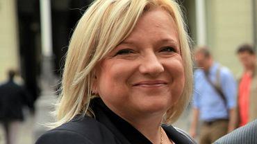 Beata Kempa, szefowa KPRM