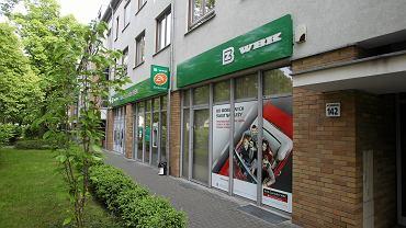 Oddział BZ WBK w Szczecinie