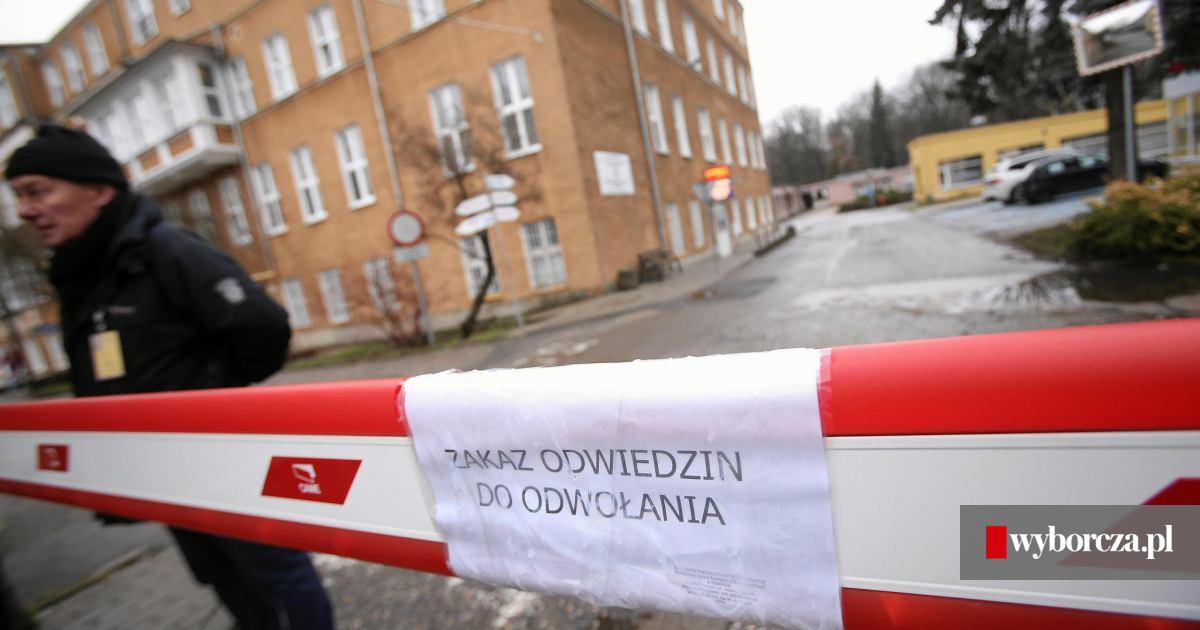 f6d32f509b69 Ognisko odry w szpitalu MSWiA w Szczecinie. Zaraziło się siedem osób z  personelu