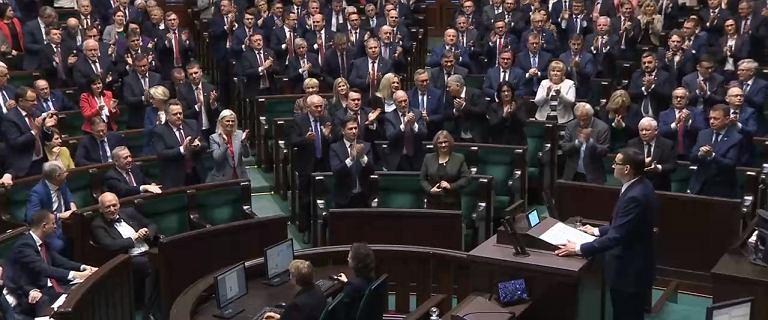 """Mateusz Morawiecki grzmi o dzieciach. """"Kto podniesie na nie rekę..."""""""