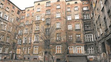 Kamienice przy ul. Pułaskiego i Małachowskiego