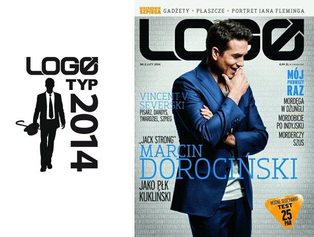 LOGOTYP ROKU 2014, NOMINACJA: MARCIN DOROCIŃSKI