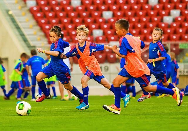 Trening Polish Soccer Skills