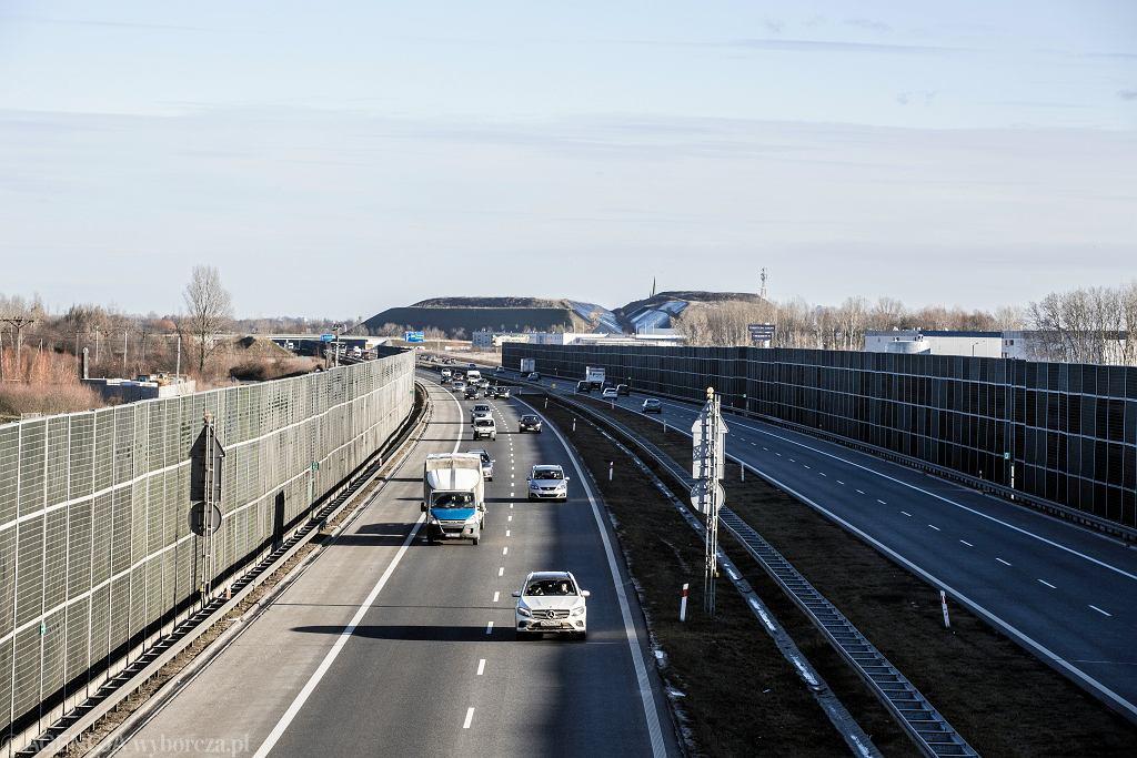 Autostrada A2. Zdjęcie ilustracyjne