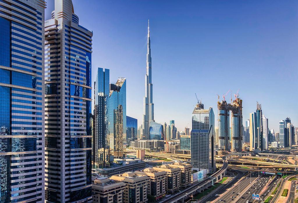 Dubaj (zdjęcie ilustracyjne)