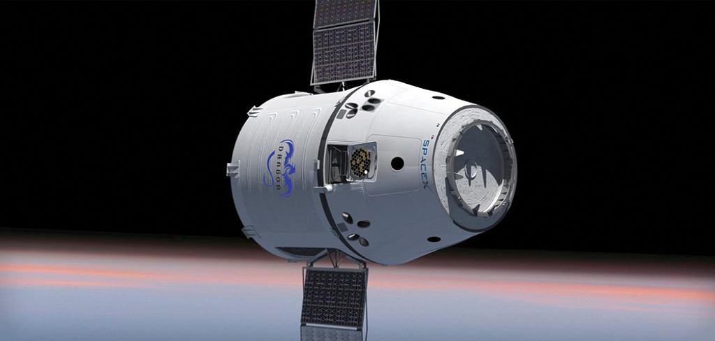 Dragon, projekt firmy SpaceX