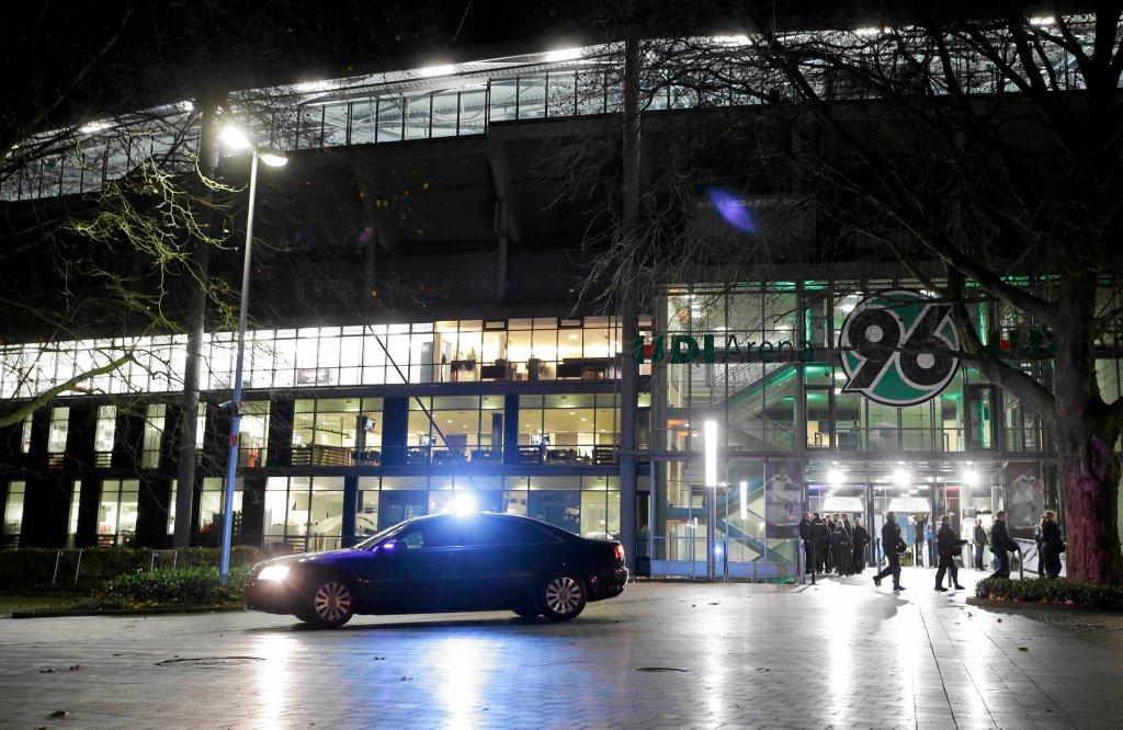 Niemcy - Holandia. Mecz odwołany z powodu zagrożenia terrorystycznego