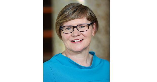Orla O'Connor, dyrektorka National Women's Council, współtwórczyni kampanii na rzecz zniesienia zakazu aborcji zapisanego w irlandzkiej konstytucji (fot. Materiały prasowe)