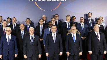 Konferencja bliskowschodnia w Warszawie