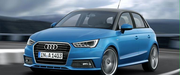 Nowe Audi wjeżdża do Polski. Poprzednia generacja mocno przeceniona