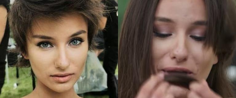 """""""Top Model"""". Olga Król odniosła się do swojej drastycznej metamorfozy. Broni fryzjera"""
