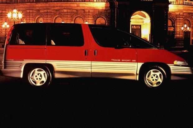 PontiacTrans Sport