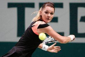WTA Championships. Radwańska odpadła z turnieju w Stambule