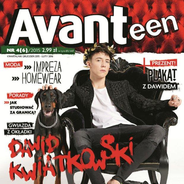 Nowy numer Avanteen już w kioskach!