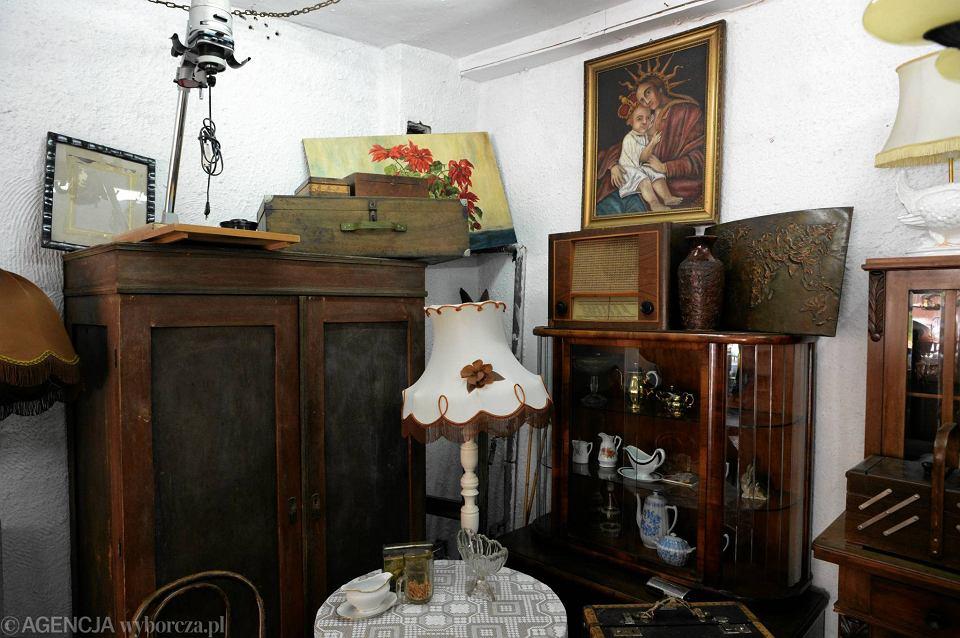 Zdjęcie numer 13 w galerii - Przedmioty z minionej epoki. Retro Garaż jest pełen tajemnic