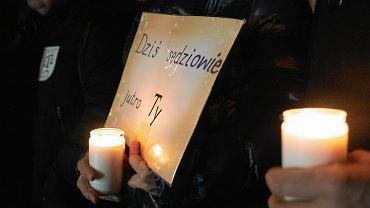 Bydgoski protest w obronie niezawisłości sądów