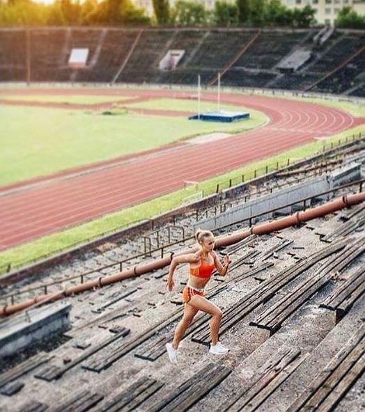 Julita Kotecka planuje starty w biegach, ale teraz całą swoją uwagę poświęca podopiecznym.