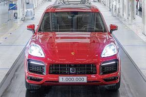 Model, który uratował Porsche. Z taśmy produkcyjnej zjechał milionowy Cayenne