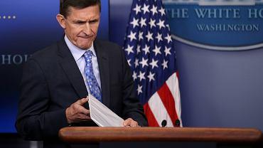 Michael Flynn, były doradca Donalda Trumpa
