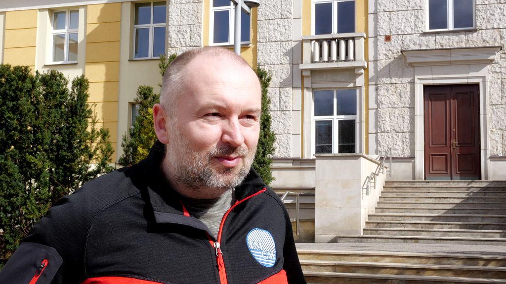 Michał Kowalewski - klimatolog IMiGW