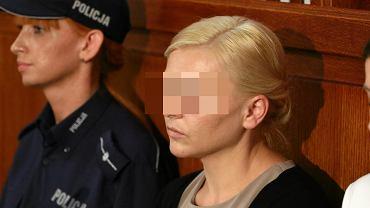 Komisja ds. Amber Gold przesłuchuję w sądzie żonę Marcina P. - Katarzynę