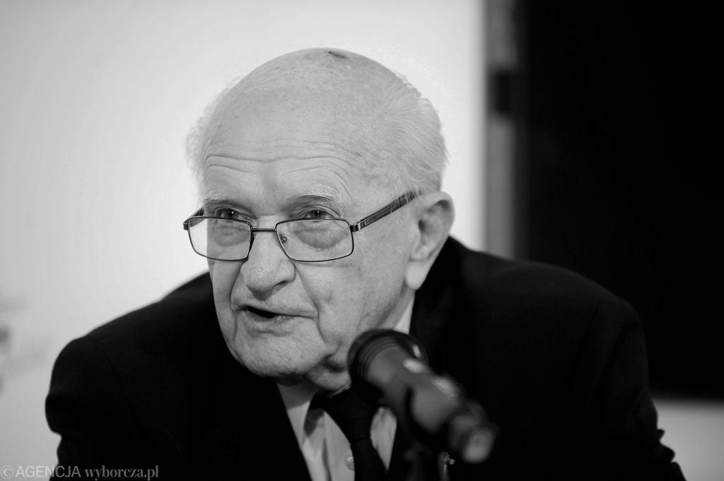 Edmund Baranowski nie żyje. Powstaniec miał 95 lat