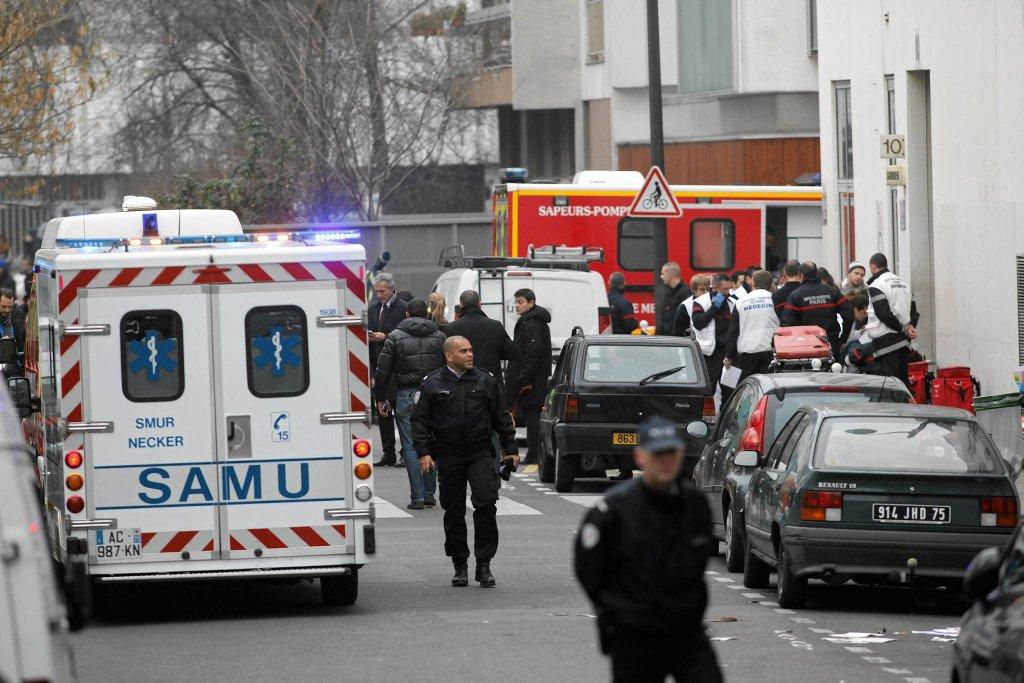 Zamach w redakcji paryskiego tygodnika satyrycznego