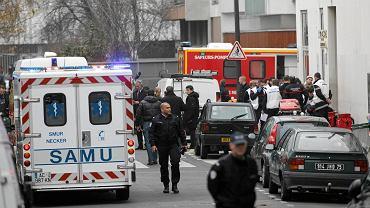 """Zamach w redakcji paryskiego tygodnika satyrycznego """"Charlie Hebdo"""""""