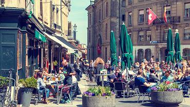 Szwajcaria jest najlepszym krajem do pracy i życia